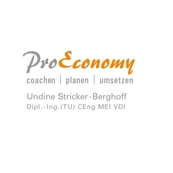 Logo ProEconomy Ingenieurbüro Undine Stricker-Berghoff