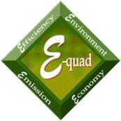 Logo E-quad Power Systems GmbH / Capstone Mikrogasturbine