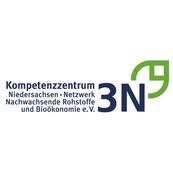 Logo 3N Kompetenzzentrum Niedersachsen Netzwerk Nachwachsende Rohstoffe und Bioökonomie e.V.