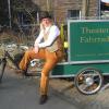 Theater-Fahrrad